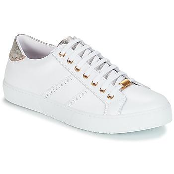 Zapatos Mujer Zapatillas bajas André BERKELEY Blanco