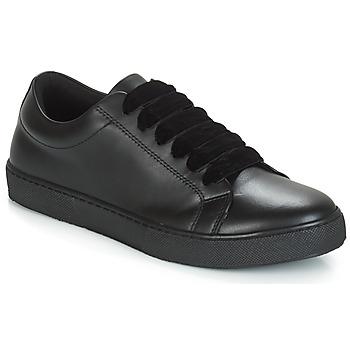 Zapatos Mujer Zapatillas bajas André THI Negro