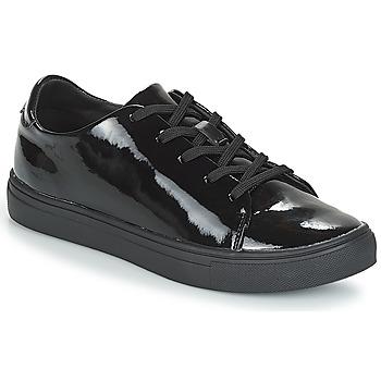 Zapatos Mujer Zapatillas bajas André AGARI Negro