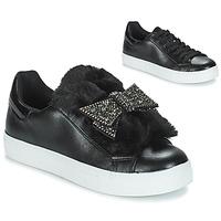Zapatos Mujer Zapatillas bajas André TELAMONE Negro