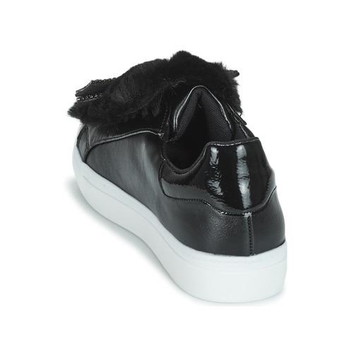 Bajas André Mujer Telamone Zapatillas Zapatos Negro v8Nnm0wO