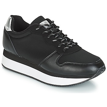 Zapatos Mujer Zapatillas bajas André TYPO Negro