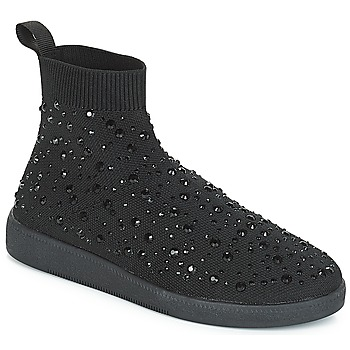 Zapatos Mujer Zapatillas altas André TINTA Negro