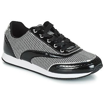 Zapatos Mujer Zapatillas bajas André ACCOT Negro