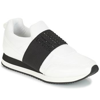 Zapatos Mujer Zapatillas bajas André TIMI Blanco