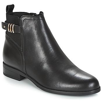 Zapatos Mujer Botas de caña baja André MANEGE Negro