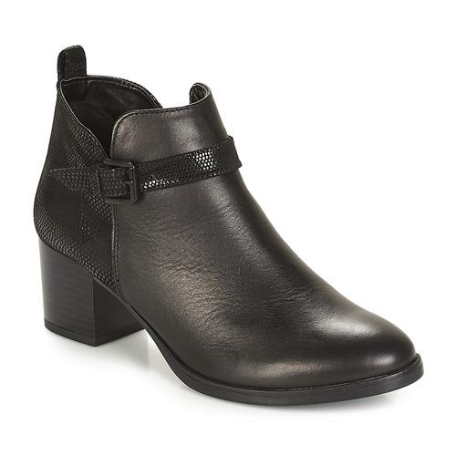 Zapatos Mujer Botas de caña baja André PATTY 3 Negro