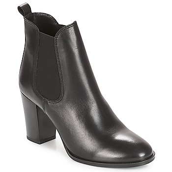 Zapatos Mujer Botines André CLAFOUTI Negro