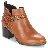 Zapatos Mujer Botas de caña baja André PATTY 3 Marrón
