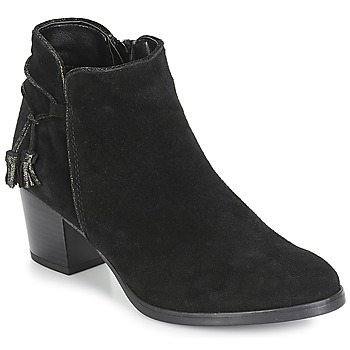 Zapatos Mujer Botines André MISTINGUETTE Negro