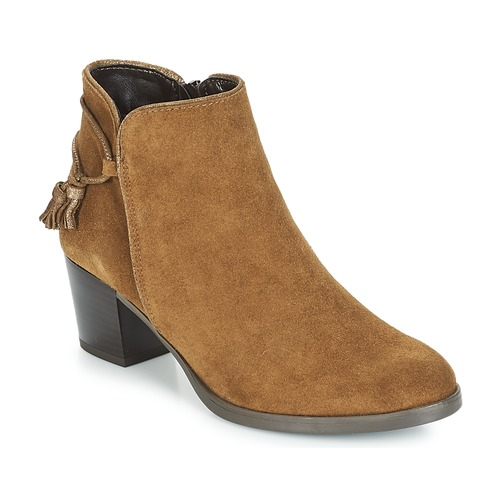 Zapatos Marrón André Mistinguette Mujer Botines YWD9IeE2H