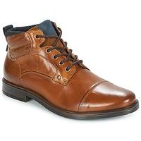 Zapatos Hombre Botas de caña baja André VERON Marrón