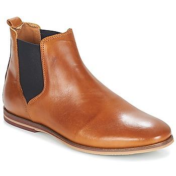 Zapatos Hombre Botas de caña baja André HOVEL Marrón