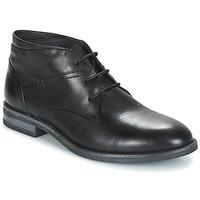 Zapatos Hombre Botas de caña baja André PRATO Negro