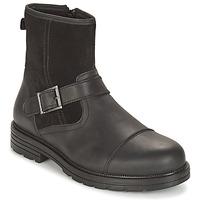 Zapatos Hombre Botas de caña baja André CAVALIER Negro