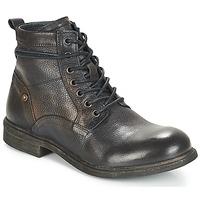 Zapatos Hombre Botas de caña baja André TREVOR Azul