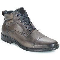Zapatos Hombre Botas de caña baja André VERON Gris