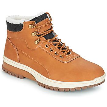 Zapatos Hombre Botas de caña baja André EVEREST Marrón