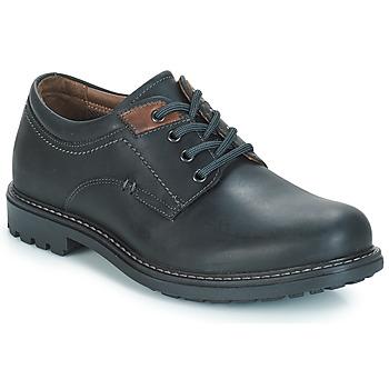 Zapatos Hombre Derbie André BOULON Negro
