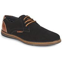 Zapatos Hombre Derbie André MARIO Negro