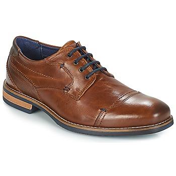 Zapatos Hombre Derbie André BLAISE Marrón