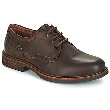 Zapatos Hombre Derbie André TIVOLI Marrón