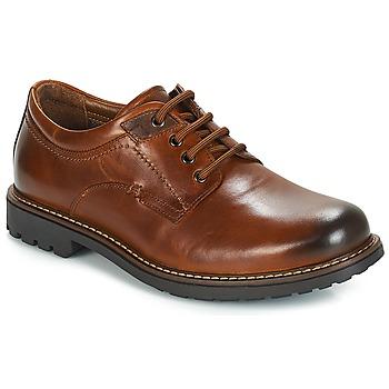 Zapatos Hombre Derbie André BOULON Marrón