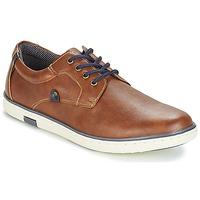Zapatos Hombre Derbie André TRAME Marrón