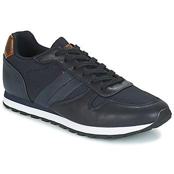 Zapatos Hombre Zapatillas bajas André COURSE Marino