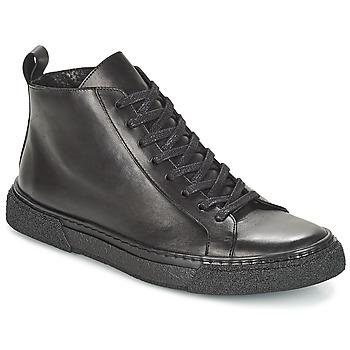 Zapatos Hombre Zapatillas altas André RADAR Negro