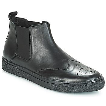 Zapatos Hombre Botas de caña baja André OASIS Negro