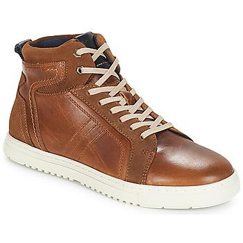 Zapatos Hombre Zapatillas altas André RANDONNEUR Marrón