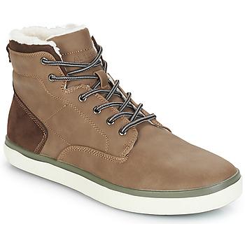 Zapatos Hombre Zapatillas altas André INUIT Marrón