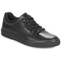Zapatos Hombre Zapatillas bajas André RIAD Negro