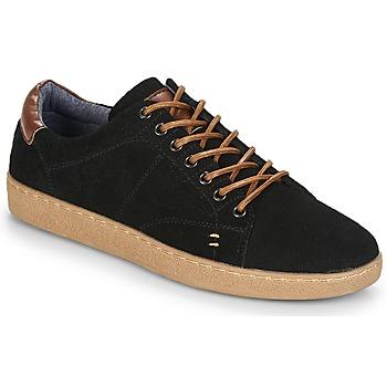 Zapatos Hombre Zapatillas bajas André LENNO Negro