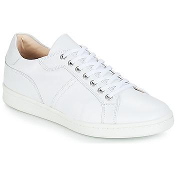 Zapatos Hombre Zapatillas bajas André AURELIEN Blanco