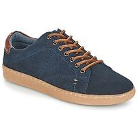 Zapatos Hombre Zapatillas bajas André LENNO Marino
