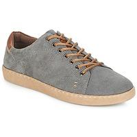 Zapatos Hombre Zapatillas bajas André LENNO Gris