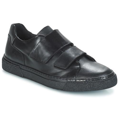 Zapatos Hombre Zapatillas bajas André STREAM Negro
