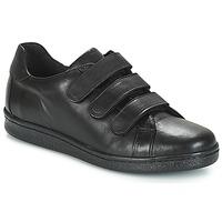 Zapatos Hombre Zapatillas bajas André AVENUE Negro