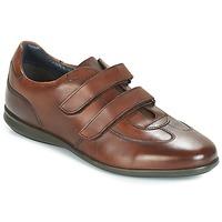 Zapatos Hombre Zapatillas bajas André FACILE Marrón