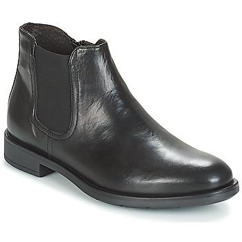 Zapatos Hombre Botas de caña baja André VALOREILLE Negro