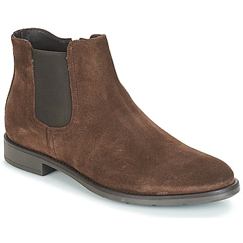 Zapatos Hombre Botas de caña baja André VALOREILLE Marrón