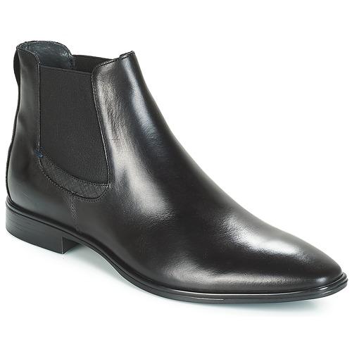 André ETNA Negro - Envío gratis | ! - Zapatos Botas de caña baja Hombre
