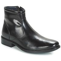 Zapatos Hombre Botas de caña baja André BOULE Negro