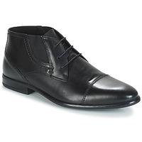 Zapatos Hombre Botas de caña baja André MARCO Negro