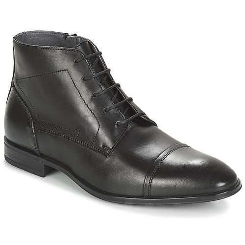 Zapatos Hombre Botas de caña baja André AXOR Negro