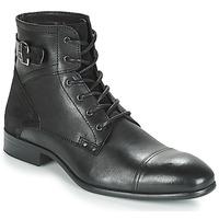 Zapatos Hombre Botas de caña baja André PHILIPPE Negro