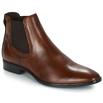 Zapatos Hombre Botas de caña baja André ETNA Marrón