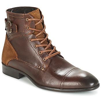 Zapatos Hombre Botas de caña baja André PHILIPPE Marrón